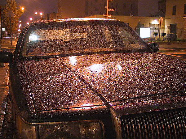 Bejeweled Car, 2001, photo by Fred Hatt