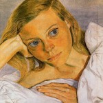 LucianFreud-Girl-in-Bed-1952