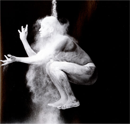 Sham Mosher, 1995, photo by Lois Greenfield